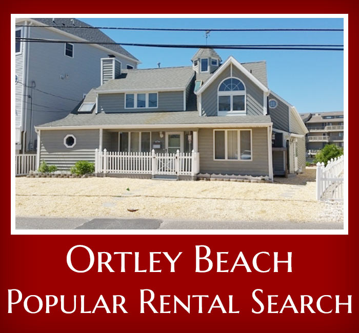 Rental Search: Ortley Beach Real Estate & Rentals