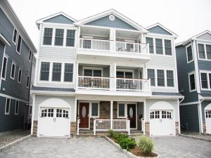 Seagull is a 3-story town home for rent in Seaside Park